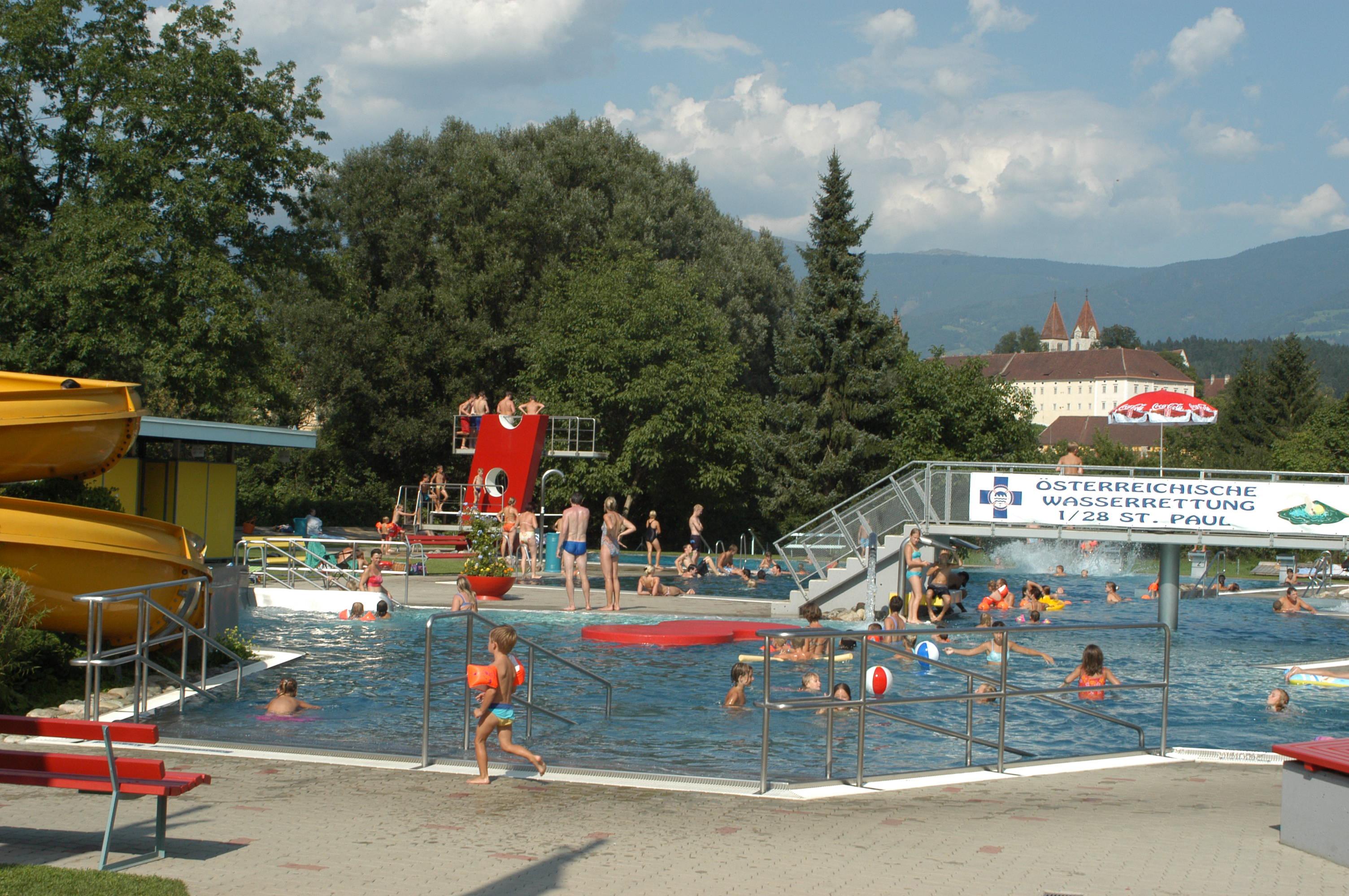 Schwimmbad - Bildansicht 2