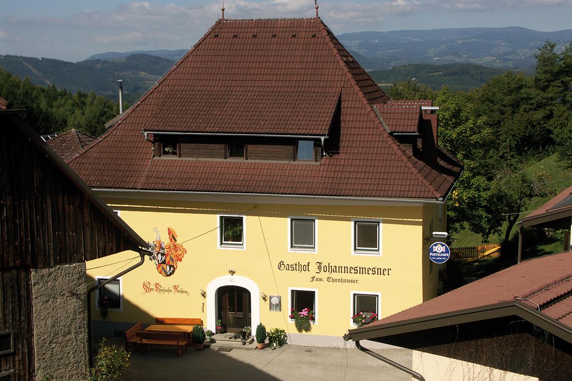 Gasthof-Jausenstation Johannesmesner