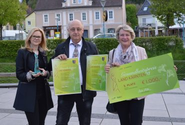 """Gesundheitspreis 2017: 3. Platz für das Projekt """"1, 2, 3 – Bambini sei dabei!"""""""